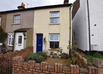 Thumbnail 2 bedroom end terrace house for sale in Oakhill Road, Sutton, Surrey