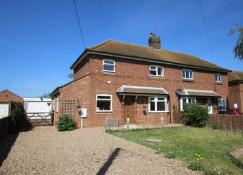Thumbnail 3 bed semi-detached house for sale in Mount Lane, Kirkby-La-Thorpe, Sleaford
