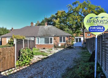 Thumbnail 2 bedroom bungalow for sale in The Covert, Farnborough