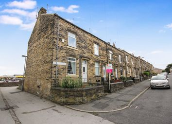 Thumbnail 3 bed end terrace house for sale in Runswick Terrace, Bradford