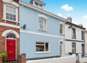 Thumbnail 4 bed terraced house for sale in Exmouth, Devon