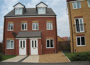 Thumbnail 3 bedroom semi-detached house to rent in Oval View, Scholars Rise, Middlesbrough