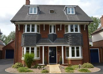 Thumbnail 5 bedroom detached house for sale in Fitzgerald Road, Little Billing, Northampton