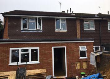 Thumbnail 3 bed end terrace house for sale in Salt Hill Close, Uxbridge