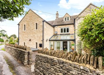 Thumbnail 4 bed semi-detached house for sale in Burleigh Cottages, Burleigh, Stroud, Gloucestershire