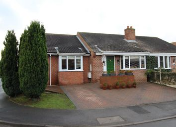 Thumbnail 2 bed semi-detached bungalow for sale in 16 Cundall Road, Asenby, Thirsk