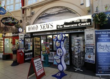 Thumbnail Commercial property for sale in Hood News, Victorian Market, 3 Academy Street, Inverness, Highland