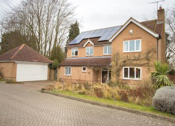 Thumbnail 5 bed detached house for sale in The Spiert, Stone, Aylesbury