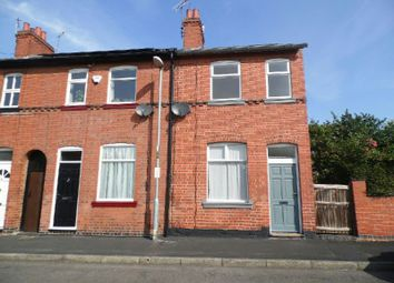 Thumbnail 3 bedroom end terrace house to rent in Burns Street, Narborough, Leicester