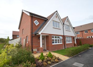 Thumbnail 3 bedroom semi-detached house for sale in Stemson Avenue, Pinhoe, Exeter