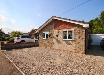 Thumbnail 3 bed detached bungalow to rent in Bure Close, Belton, Great Yarmouth