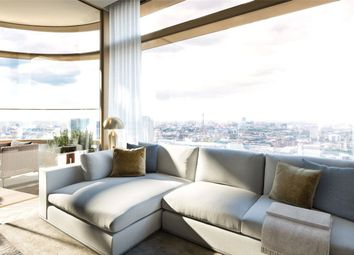 Thumbnail 1 bed flat for sale in Principal Tower, 115 Worship Road, Liverpool Street, London