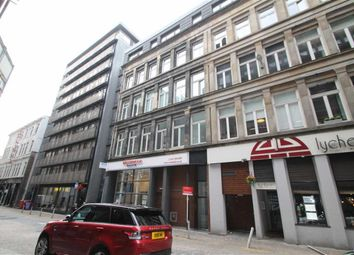 Thumbnail 2 bed flat for sale in Mitchell Street, City Centre, Glasgow