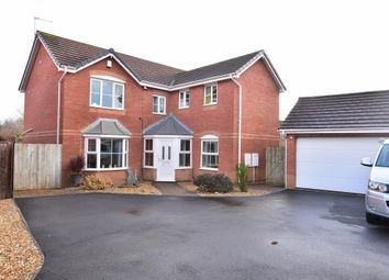 Thumbnail 5 bed detached house for sale in Chequers Way, Thornton-Cleveleys