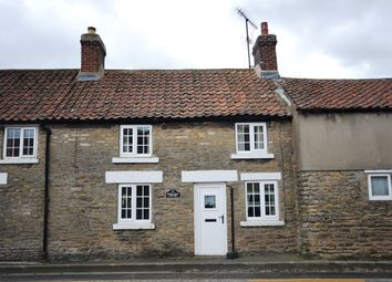 Thumbnail 2 bed cottage for sale in High Street, Snainton, Scarborough