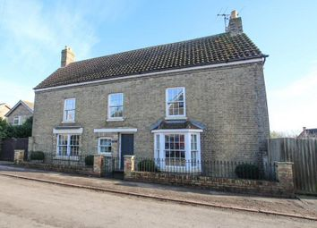 Thumbnail 5 bed detached house for sale in High Street, Aldreth, Ely