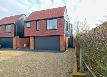 Thumbnail 4 bed detached house for sale in Buckingway Business, Anderson Road, Swavesey, Cambridge