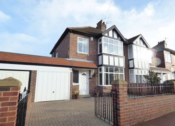 Thumbnail 3 bed semi-detached house to rent in The Wynd, Gosforth, Newcastle Upon Tyne