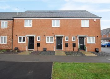 Thumbnail 2 bed terraced house for sale in Astoria Drive, Bannerbrook Park, Coventry
