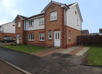 Thumbnail 3 bed semi-detached house for sale in Balveny Place, Glasgow, Lanarkshire