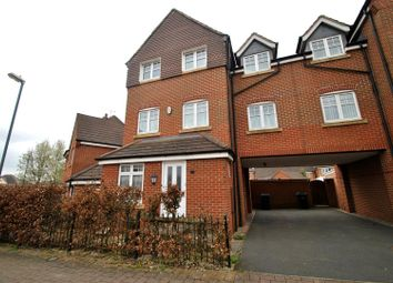 Thumbnail 5 bed town house for sale in Brandwood Crescent, Kings Norton, Birmingham
