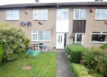 Thumbnail 3 bed terraced house to rent in Aireworth Close, Stockbridge, Keighley, West Yorkshire