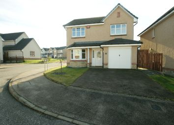 Thumbnail 3 bedroom detached house to rent in Hopeman Drive, Ellon, Aberdeenshire