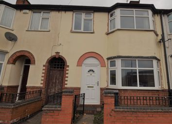Thumbnail 3 bed terraced house for sale in Hammercliffe Road, Humberstone, Leicester