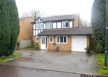 Thumbnail 4 bedroom detached house for sale in Fourfields Way, Arley, Coventry