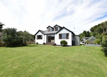 Thumbnail 4 bedroom detached bungalow for sale in Combe Lane, Widemouth Bay, Bude
