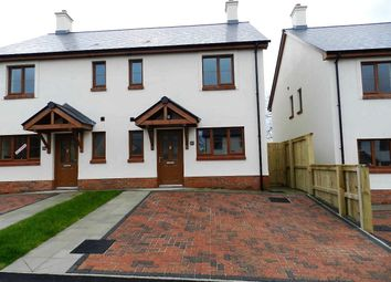Thumbnail 3 bed semi-detached house for sale in Plot 27, The Roch, Ashford Park, Crundale