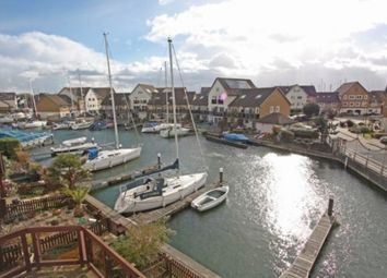 Thumbnail 3 bedroom town house to rent in Tintagel Way, Port Solent, Portsmouth