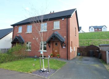 Thumbnail 2 bedroom semi-detached house for sale in Coopers Mill Avenue, Dundonald