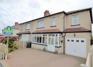 Thumbnail 4 bed semi-detached house for sale in Temple Rhydding Drive, Baildon, Shipley