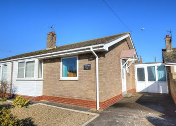 Thumbnail 3 bedroom semi-detached house for sale in Longstone Close, Beadnell, Chathill