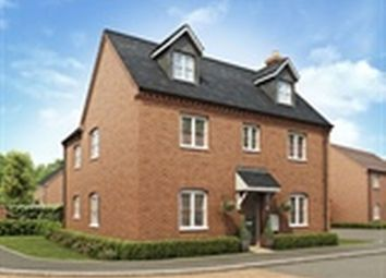 Thumbnail 4 bed detached house for sale in Lavender Way, Newark