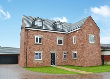 Thumbnail 6 bed detached house for sale in Sandy Hill Lane, Dinnington, Sheffield, South Yorkshire