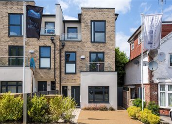 Thumbnail 5 bed end terrace house for sale in Waterfall Road, New Southgate, London