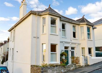 Thumbnail 3 bedroom semi-detached house for sale in Milne Place, Plymouth, Devon