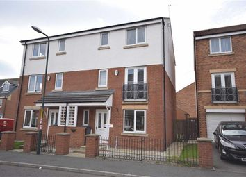Thumbnail 4 bed semi-detached house to rent in Strathmore Gardens, South Shields, South Shields