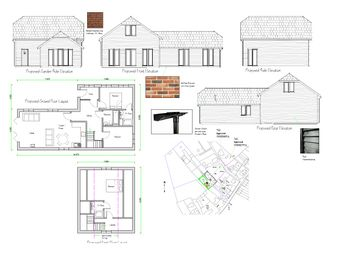 Thumbnail Land for sale in The Street, Ramsey, Harwich