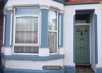 Thumbnail 5 bed terraced house to rent in Hartley Road, Nottingham