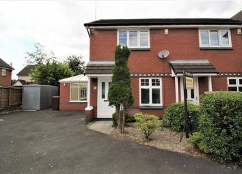 Thumbnail 2 bed semi-detached house for sale in Halstead Grove, Leigh