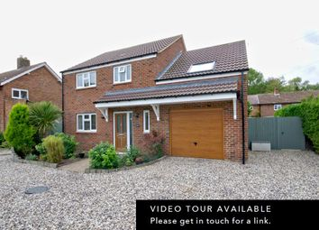 Meadowcroft Way, Orwell, Royston SG8. 4 bed detached house for sale