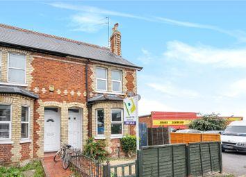 Thumbnail 3 bed end terrace house for sale in Basingstoke Road, Reading, Berkshire