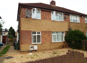 Thumbnail 2 bedroom maisonette for sale in Hainault, Essex
