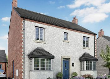 Thumbnail 4 bed detached house for sale in Crich Road, Fritchley, Derbyshire