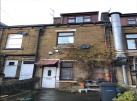 Thumbnail 2 bed terraced house to rent in Legrams Lane, Bradford