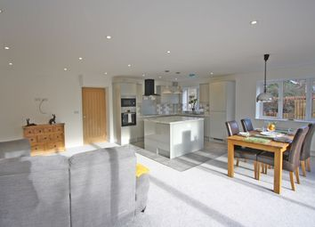 Thumbnail 4 bed semi-detached house for sale in Stopples Lane, Hordle, Lymington