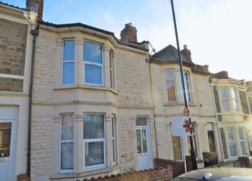 Thumbnail 2 bed terraced house for sale in Grindell Road, St. George, Bristol